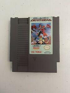 Clash at Demonhead (Nintendo Entertainment System, 1990) NES