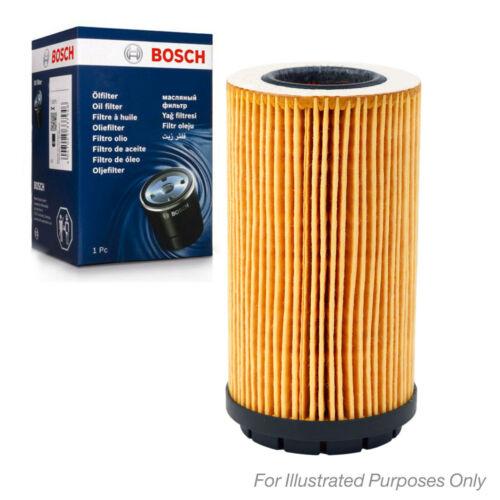 Convient Nissan X-Trail T31 Genuine Bosch Filtre à huile Insert