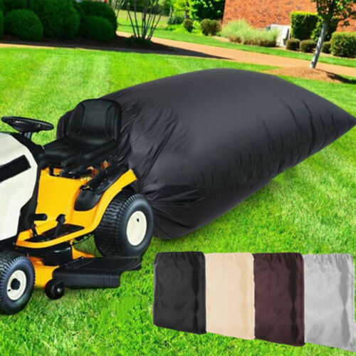 Waste Container Lawn Mowers Yard Leaf Storage Bag Oxford Cloth Foldable Portable