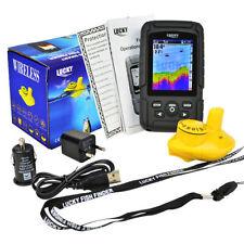 Colour Wireless Fish Finder - 100 Metre Range, Depth, Features, Carp, Coarse
