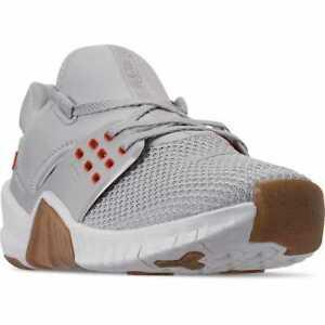 Nike Free x Metcon 2 Cross Training Shoes Platinum Red Gum AQ8306-061 Men's NEW
