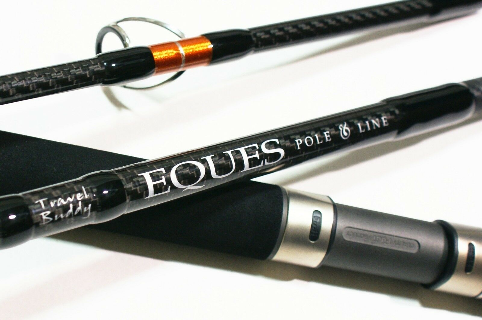 POLE&LINE EQUES Catfish GT rod 9ft 3pcs 200g