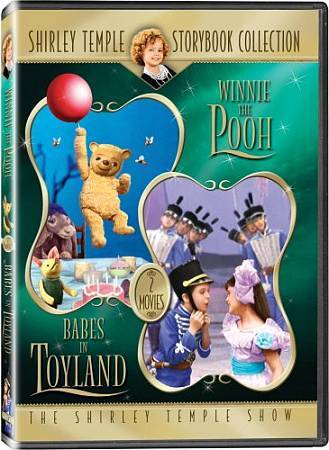 Shirley Temple Storybook Collection - Winnie The Pooh/Babes In Toyland DVD, 20  - $5.41
