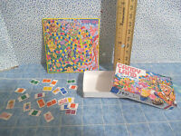 Barbie 1:6 Furniture Handmade Miniature Board Game Candyland