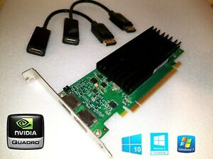 Dell Optiplex 390 780 790 980 990 7010 9010 TOWER Video Card w/ Dual