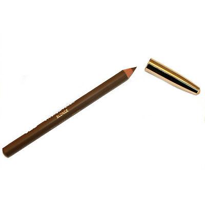 Crayon à sourcils blond de marque Laval longeur 12cm - blonde eyebrow pencil