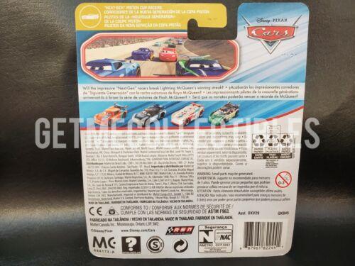 DISNEY PIXAR CARS DAN CARCIA GASK-ITS NEXT GEN RACERS 2020 SAVE 6/% GMC