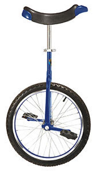 NEW Unicycle Unicycle NEW - Blau - 20