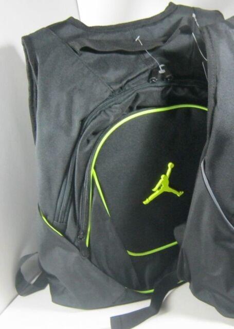 Nike Air Jordan Jumpman Black Book-Bag BackPack for sale online  671eb241f79b9