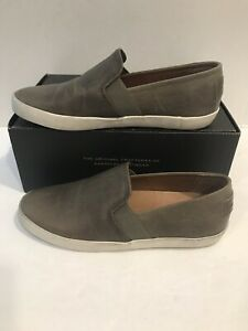 Loafer Leather Olive Ash Casual Shoe