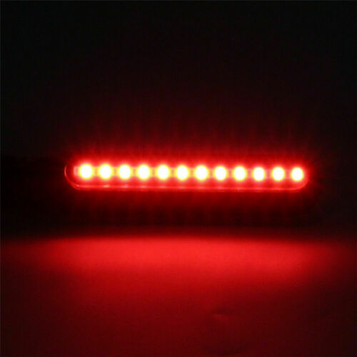 Stop Light DRL 4Pcs Motorcycle Sequential Flowing LED Turn Signal Indicator