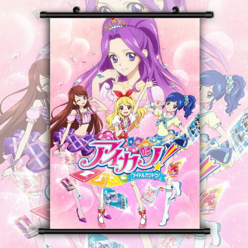 Anime Manga Wallscroll Poster Kunstdrucke Bider Drucke Aikatsu
