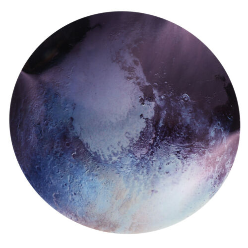 20//30//40cm Glow In The Dark Fluorescent Moon Wall Sticker Removable Decal