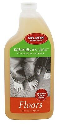 Naturally It's Clean - Floors Cleaner - 25 oz.