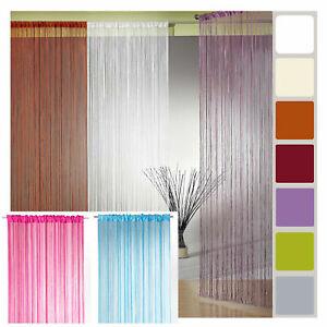 Fadenstore-Fadengardine-Fadenvorhang-Vorhang-Raumteiler-Insektenschutz-Typ121