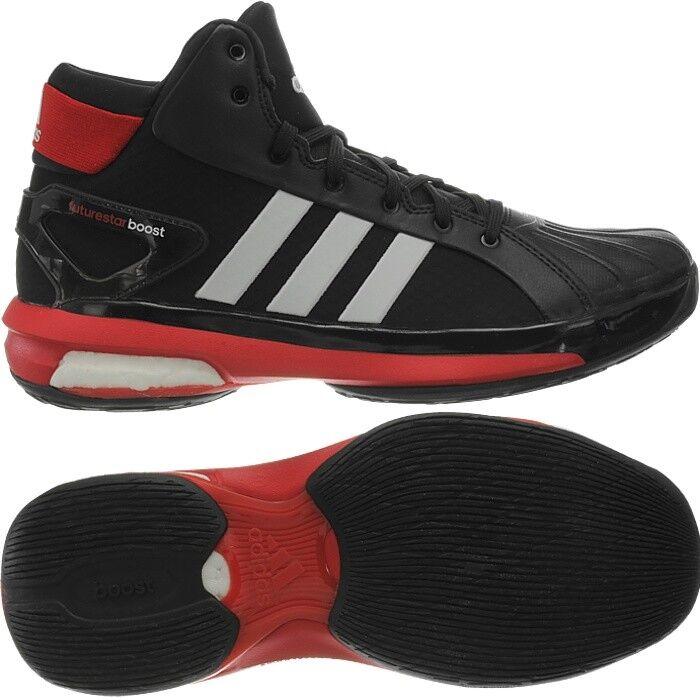 Adidas futurestar futurestar futurestar Boost Negro Rojo blancooo para Hombre botas Zapatos De Baloncesto Nuevos 426ce0