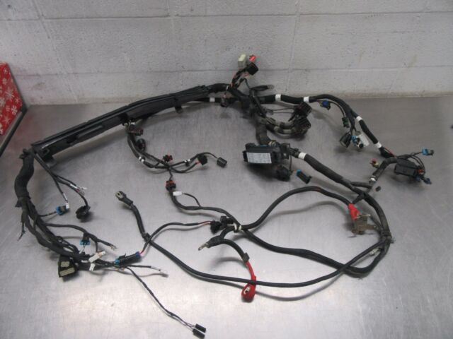 buy 2016 indian chieftain 111ci complete main wiring harness loom noeb339 2014 14 indian chief chieftain main wire wiring harness damaged