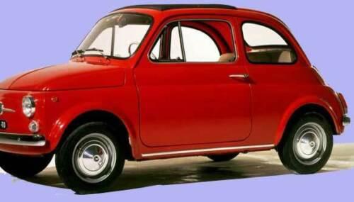 Auto-Anbau- & -Zubehrteile COPRISEDILI FIAT 500 EPOCA LINEA ...