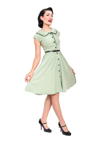New With Several Sizes. Green Meadow Swing Dress Steady Clothing