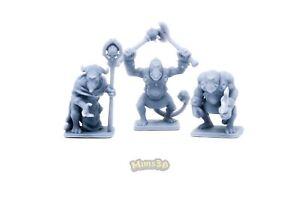 Minis3D-Rep-Heroquest-Custom-Fimir-Shaman-Warrior-By-Enfenix