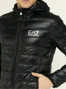 ea7 lightweight jacket mens