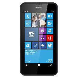 Nokia-Lumia-630-Black-Ohne-Simlock-Smartphone-Gebraucht-Akzeptabel