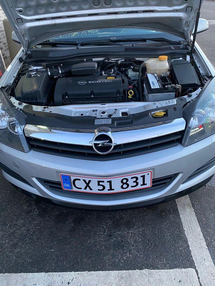 Opel Astra, 1,6 Limited GTC, Benzin
