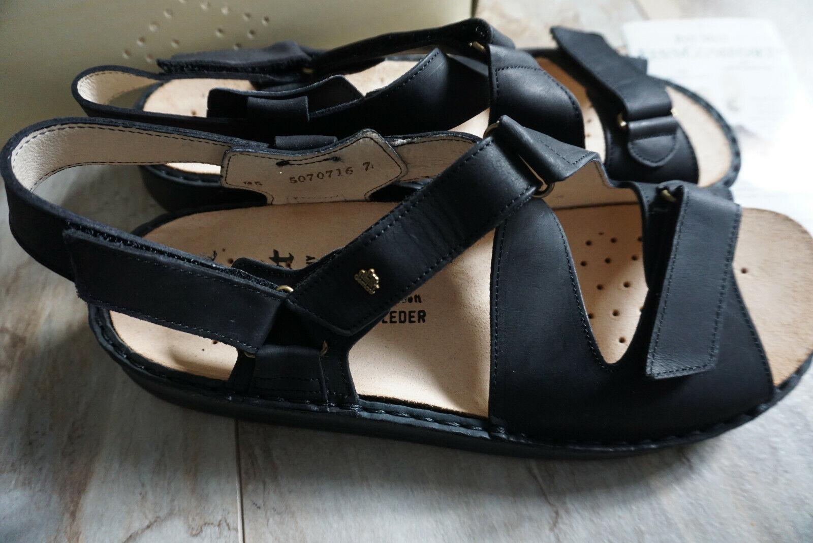 gesund COMFORT FINN Vegas Herren Sommer Schuhe Sandalen