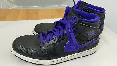 NIKE MEN/'S AIR JORDAN 1 RETRO /'86 NEW//BOX MULTIPLE SIZES 644490 014