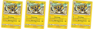 4x-Electivire-72-214-selten-lost-Donner-NM-Pokemon-TCG
