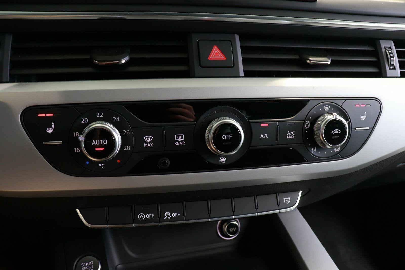 Audi A4 TDi 150 S-tr.