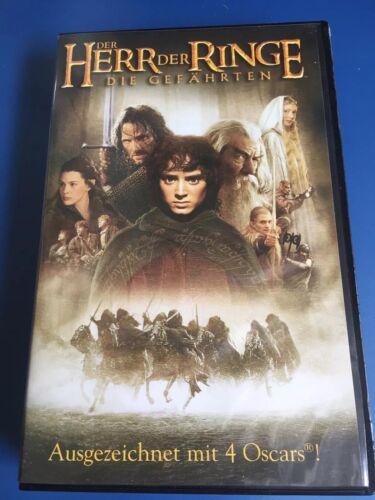 1 von 1 - VHS Video Kassette - Der Herr der Ringe - Die Gefährten