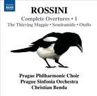 Rossini: Complete Overtures, Vol. 1 - The Thieving Magpie; Semiramide; Otello (CD, Oct-2012, Naxos (Distributor))