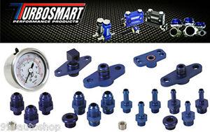 TS-0402-1003-Turbosmart-FUEL-RAIL-ADAPTER-Toyota-1UZ-FE-Lexus-Soarer-V8