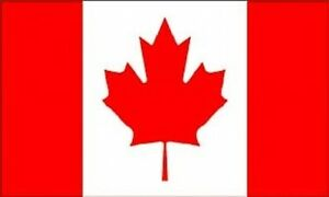 2 X3 Canada Flag Outdoor Banner Maple Leaf Pennant Canadian Country New 2x3 Ebay