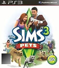 The Sims 3: Pets (Sony PlayStation 3, 2011)