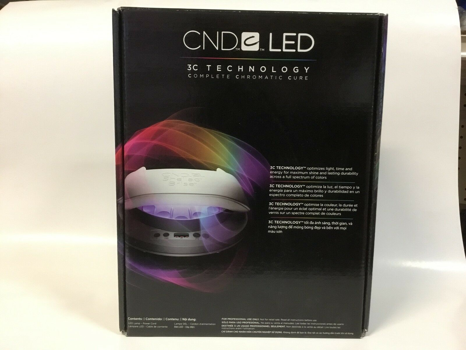 Cosmetics Lamp CND CND Cosmetics CND Lamp Cosmetics LED CND CND LED OZTlwXkiPu