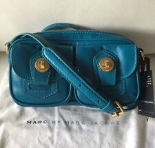 60e5170420 item 3 NWT Marc By Marc Jacobs House Of Marc Crossbody Leather Handbag  Sapphire  298 -NWT Marc By Marc Jacobs House Of Marc Crossbody Leather  Handbag ...