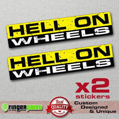 WFO WIDE OPEN  funny bumper STICKER BIKE car DECAL 4X4 JDM SPEED HELMET WV JEEP