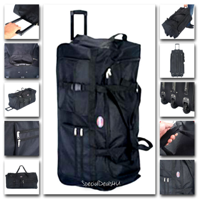 Durable Rolling Wheels Bag Large 36\' Luggage