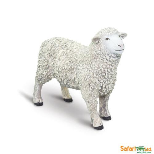 Safari Ltd 162429 Mouton 8 Cm Série Ferme Nouveauté 2018