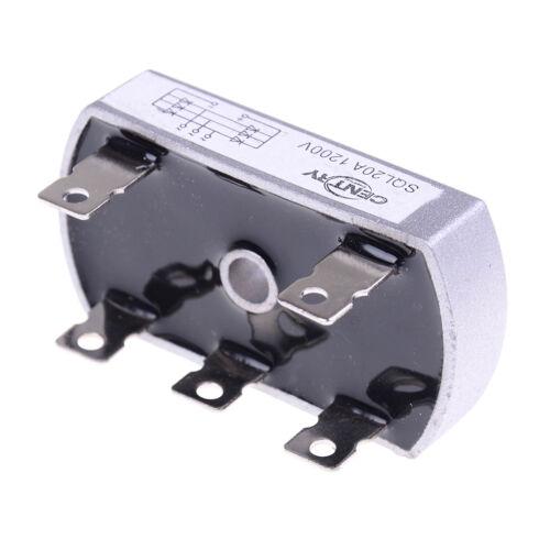 Bridge rectifier three//3 phase diode sql20a 1000v 20a amp OQ