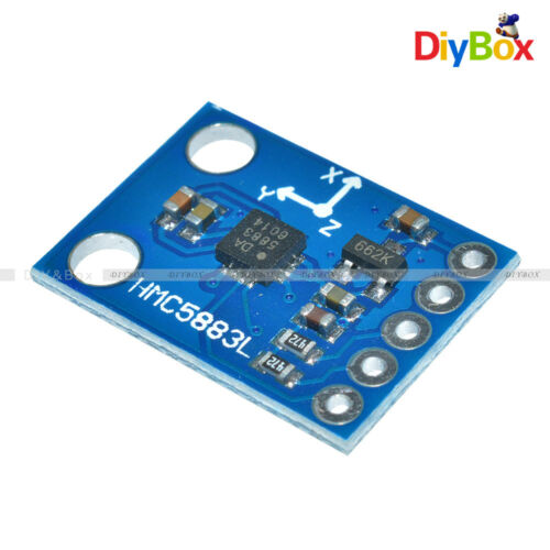 GY-273 Sensor Module HMC5883L 3V-5V Triple Axis Compass Magnetometer For Arduino