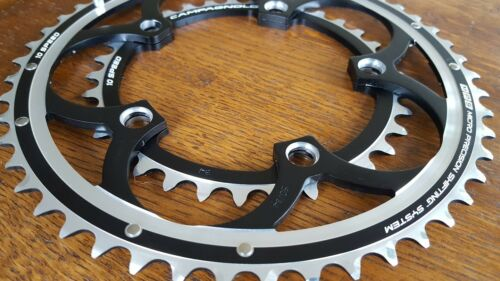 Campagnolo CENTAUR Chainrings 34 + 50t 110mm COMPACT Road Bike 10 Speed NEW