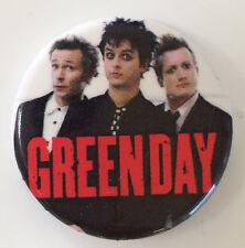 "Vintage 2004 GREEN DAY pinback American Idiot promo button 1"" pin badge band"
