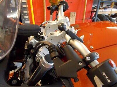 Bmw F800gt F 800 Gt Superbike Rohrlenkeradapter Lenkererhöhung Lenkeradapter Abe Guter Geschmack