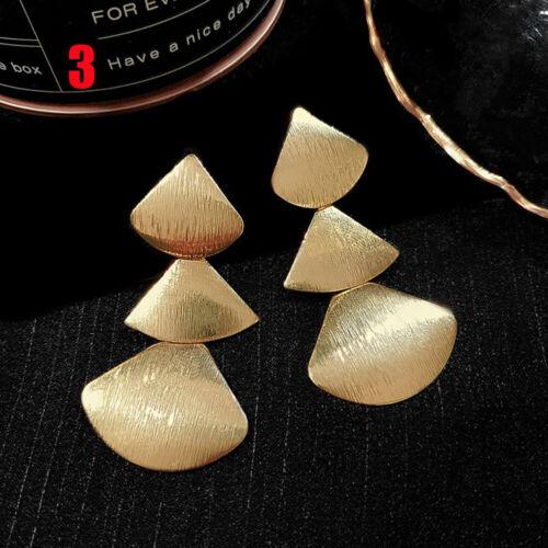 Collier Grande géométrie Oreille Alliage métallique 925 seringues en argent