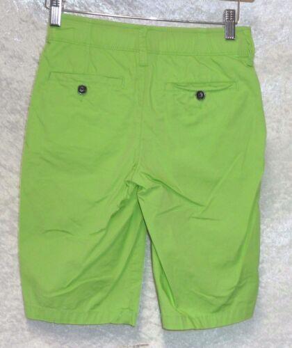 12H 14 12 16 NEW Arizona Boys Flex Chino Shorts Classic Fit size 8H 20H