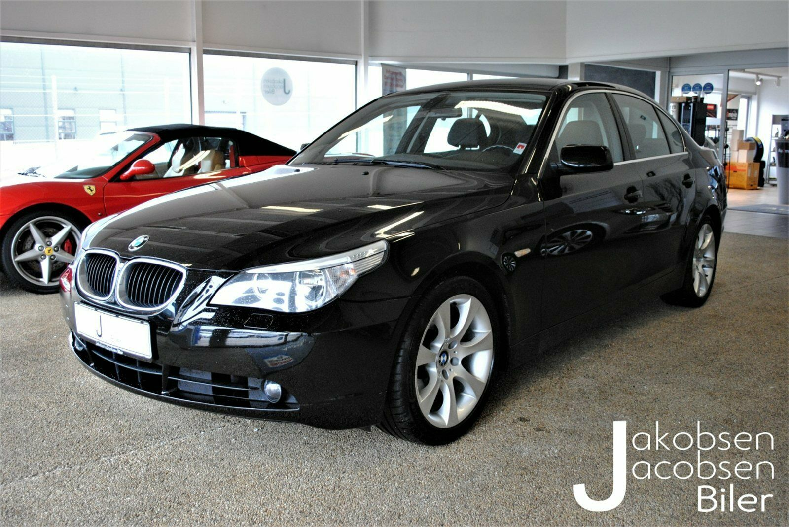 BMW 525i 2,5 Steptr. 4d - 138.900 kr.