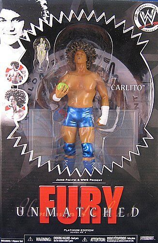 WWE  Unmatched Fury (Series 03) Carlito